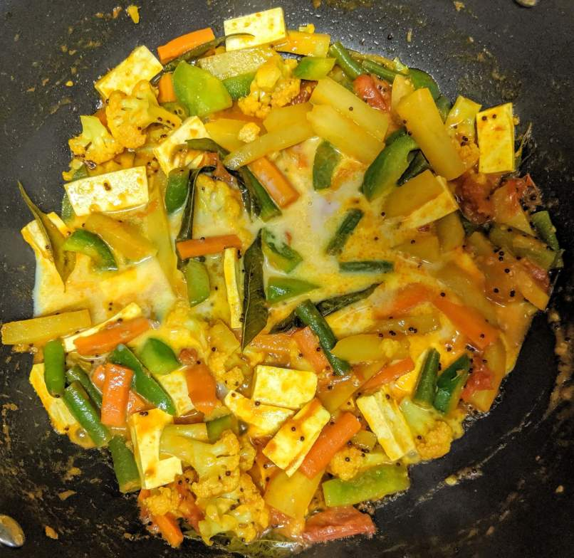 Vegetable Jalfrezi Recipe Step By Step Instructions 8