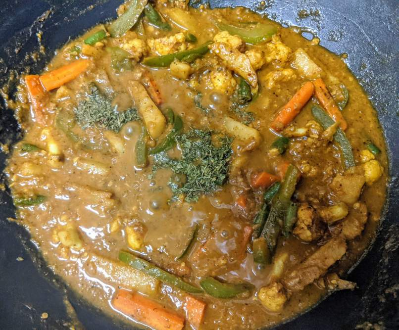 Veg Kadai Recipe Step By Step Instructions 15