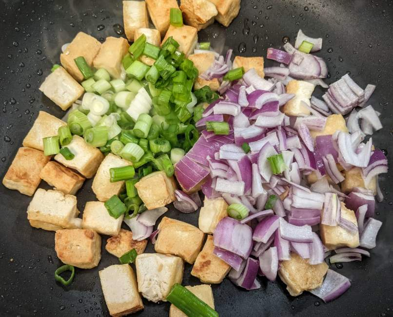Kung Pao Tofu Recipe Step By Step Instructions 4