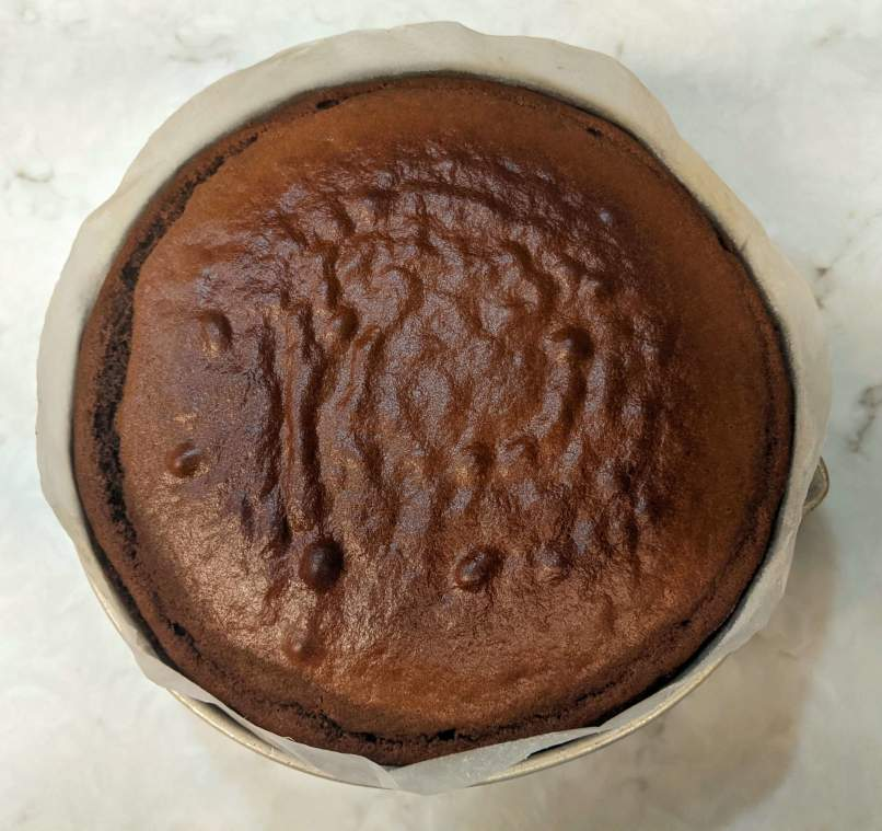 Eggless Chocolate Cake Recipe Step By Step Instructions 14