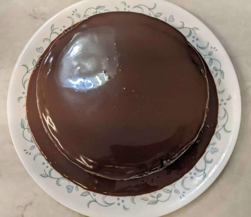 Eggless Chocolate Cake Recipe Step By Step Instructions 18