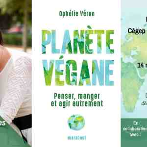 « Pourquoi mangeons-nous les animaux » – Conférence d'Ophélie Véron (Antigone XXI)