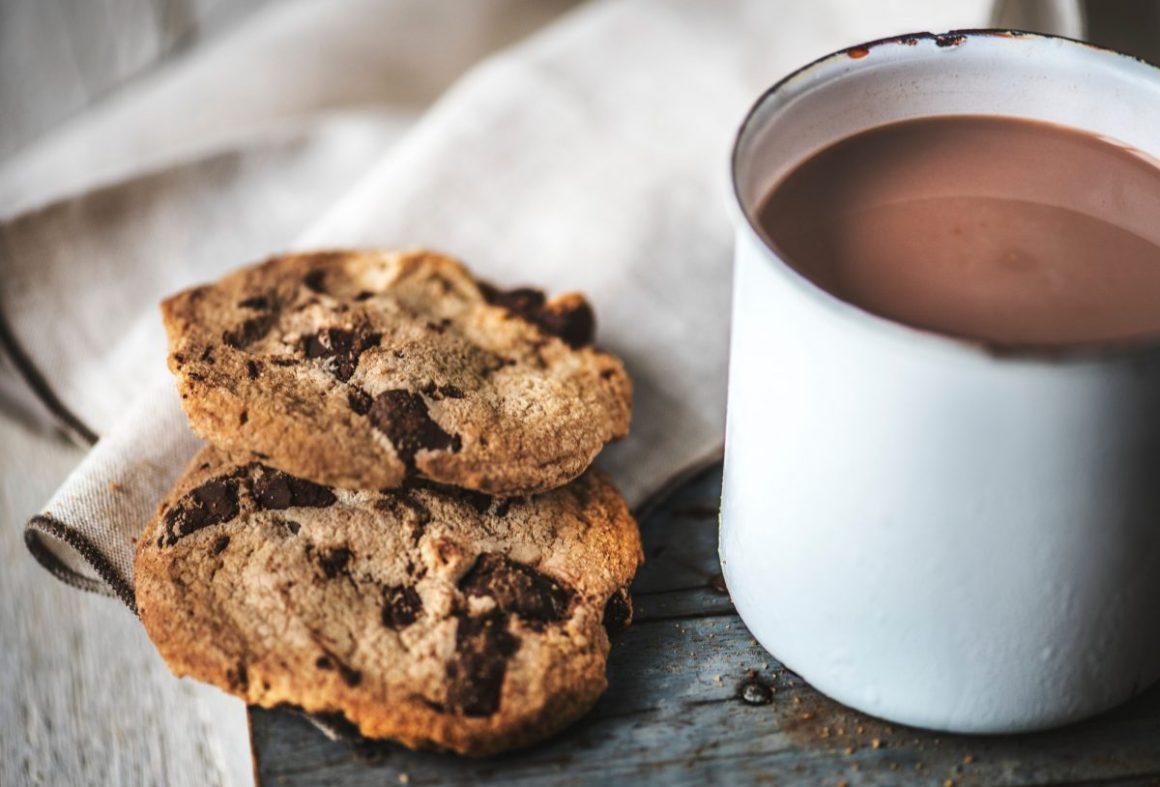 Galettes avoine chocolat