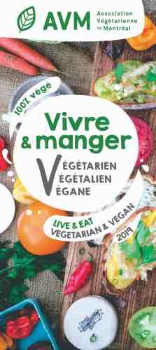 Annuaire 2019 Vivre et manger vegetarien vegetalien vegane