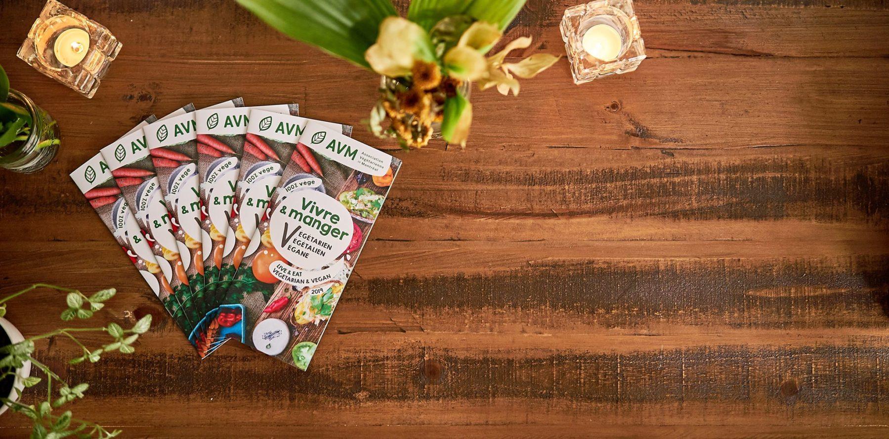 Annuaire des commerces végétariens, végétaliens et véganes de Montréal