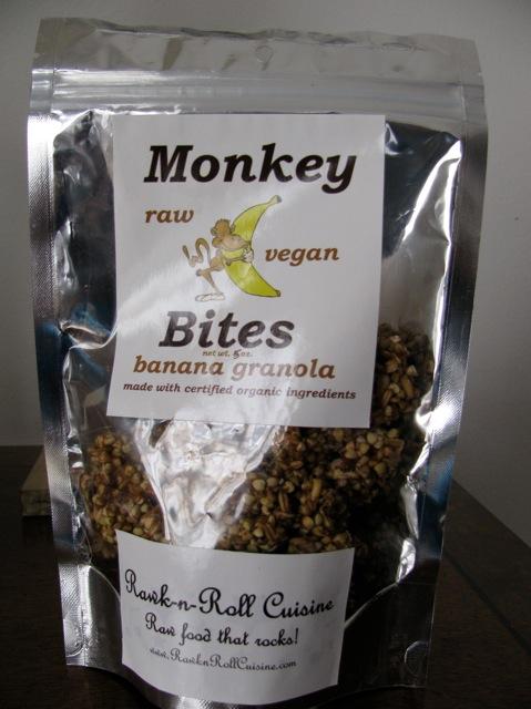 monkey bites from Rawk-n-Roll Cuisine