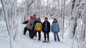 Jeffers winter scene