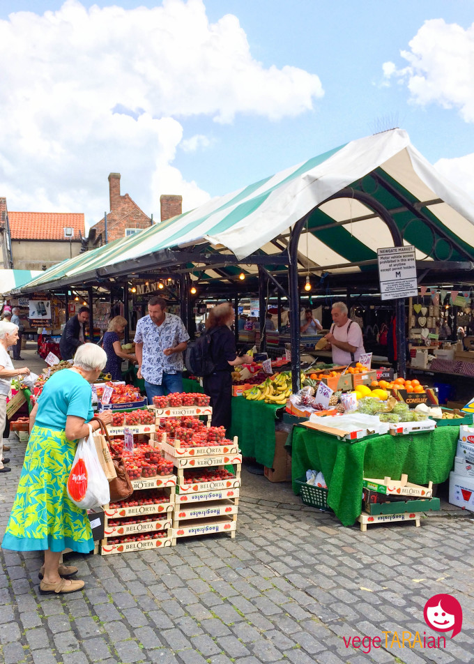York produce market