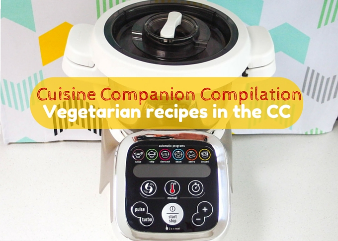 Cuisine Companion Compilation - Veg recipes in the CC