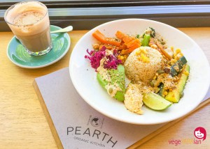 More vegetarian eats in Perth
