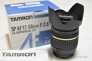 Tamaron 17-50mm