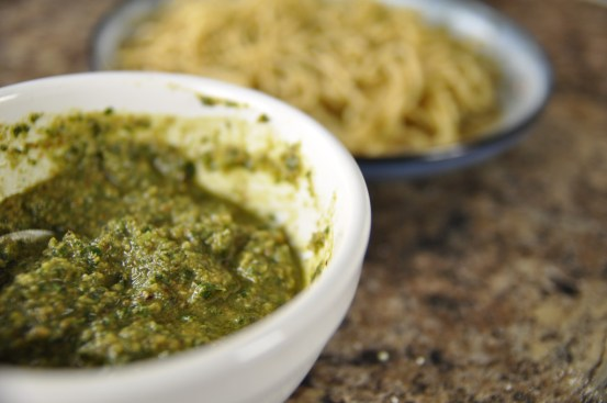 How To Make Vegan Pesto