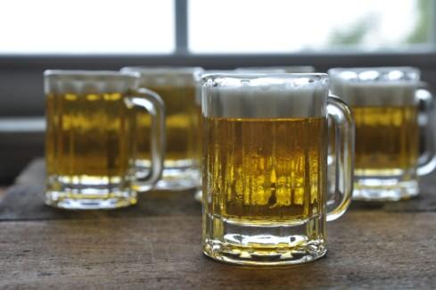 Mini Beer Shots