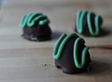 Mint Oreo Truffles   3 Ingredient Recipe
