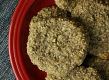 Vegan Coconut Banana Cookies! | Only 5 Ingredients!