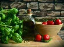 Freeze Fresh Herbs in Olive Oil   Kitchen Hack