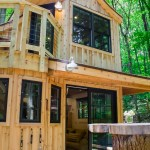 Hocking Hills Treehouse Cabins The Beech Review