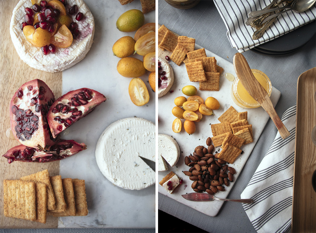 How To Make A Quick & Healthy Cheese Plate