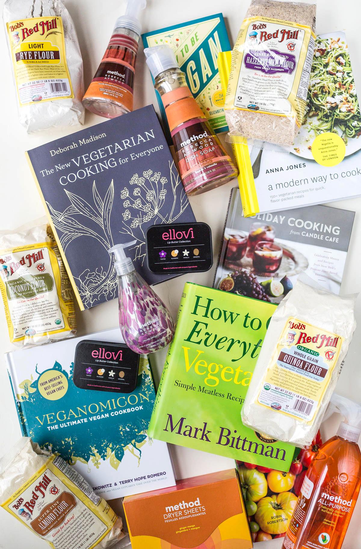 vegetarian gift guide