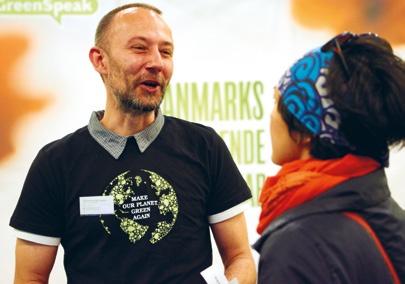 Anders Greenspeak