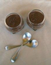 Crème choco-amandes vegan