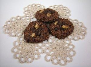 Cookies noix-choco vegan