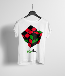 RUBIX-CUBE—FEMALE-T-SHIRT