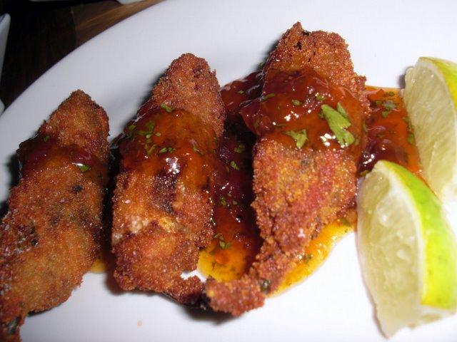 Homemade Jalepeno Poppers