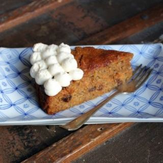 Healthier Maple Carrot Cake | Veggie Desserts Blog