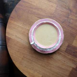 Winter Spiced Pumpkin Cocktail with Rum | Veggie Desserts Blog