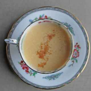 Sweet Potato Latte | Veggie Desserts