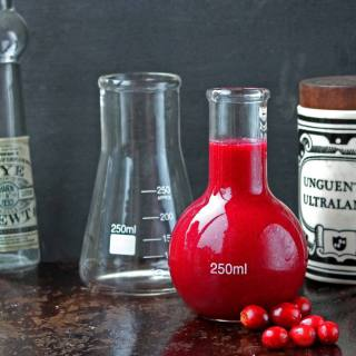 Beet, Cranberry and Ginger Smoothie | Veggie Desserts