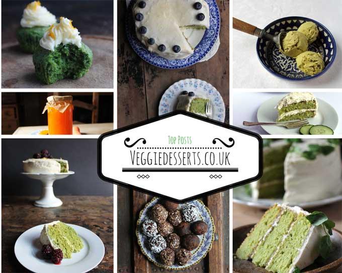 Top Posts - Vegetables in Desserts: Cakes, Cupcakes, Ice Cream, Jam!   Veggie Desserts Blog
