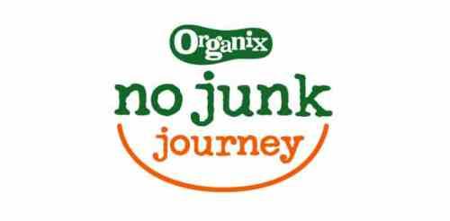Organix No Junk Journey | Veggie Desserts Blog
