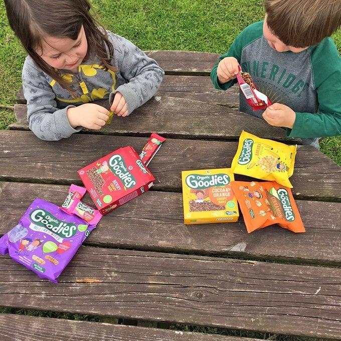 Organix | Healthy Snacks for Kids | Veggie Desserts Blog
