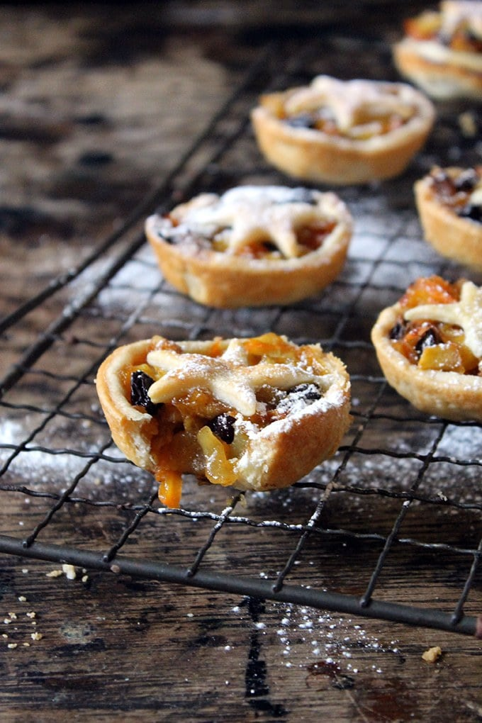 Healthy Carrot and Apple Mince Pies   Organix No Junk Journey   Veggie Desserts Blog