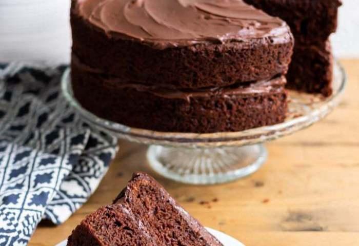 The Best Vegan Chocolate Cake Veggie Desserts