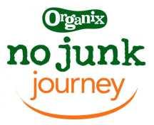 Organix No Junk Journey | Veggiedesserts.co.uk