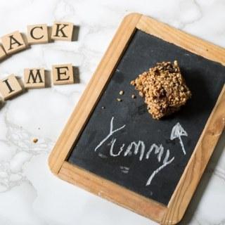 Chocolate Quinoa Bars Recipe