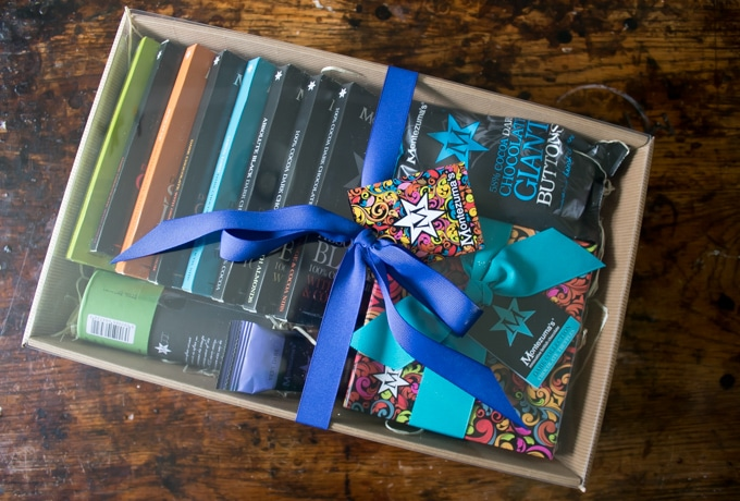 Enter to Win a Dark Chocolate Hamper from Montezuma