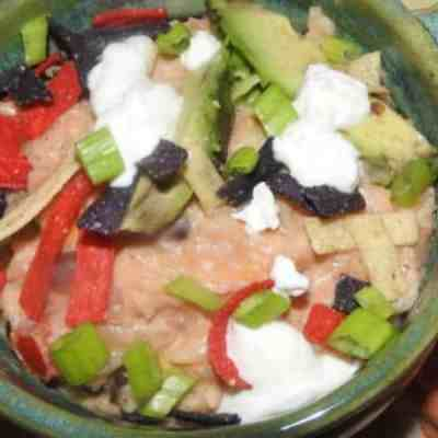Mexican Risotto: Vegetarian, Creamy, YUM