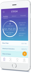 stash app on phone - money making app for investing and earning free stock