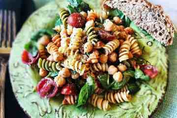 Pasta Salad with Dijon Vinaigrette