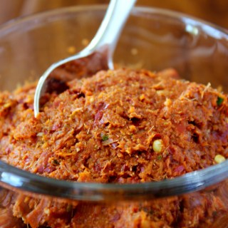Thai Red Curry Paste