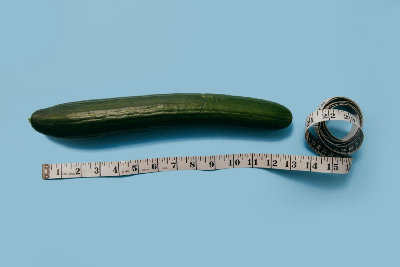 erectiestoornis komkommer afbeelding