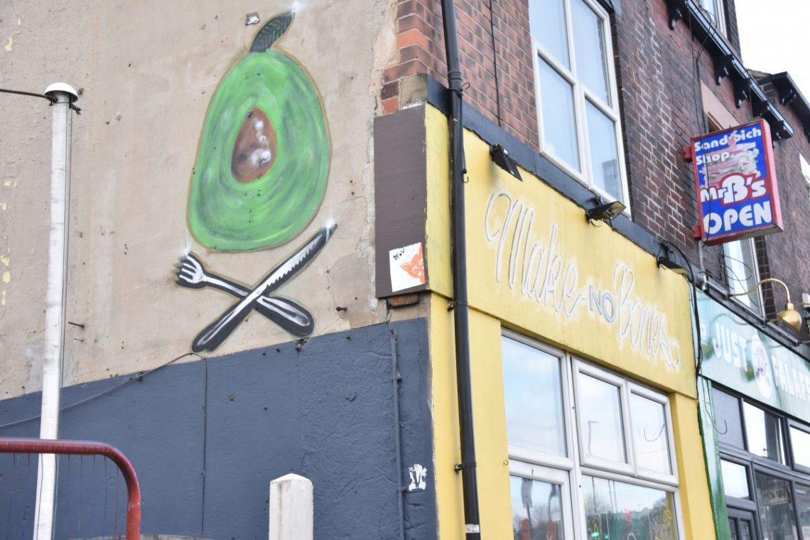 Make No Bones, Sheffield - The Veggie Vagabond's Review