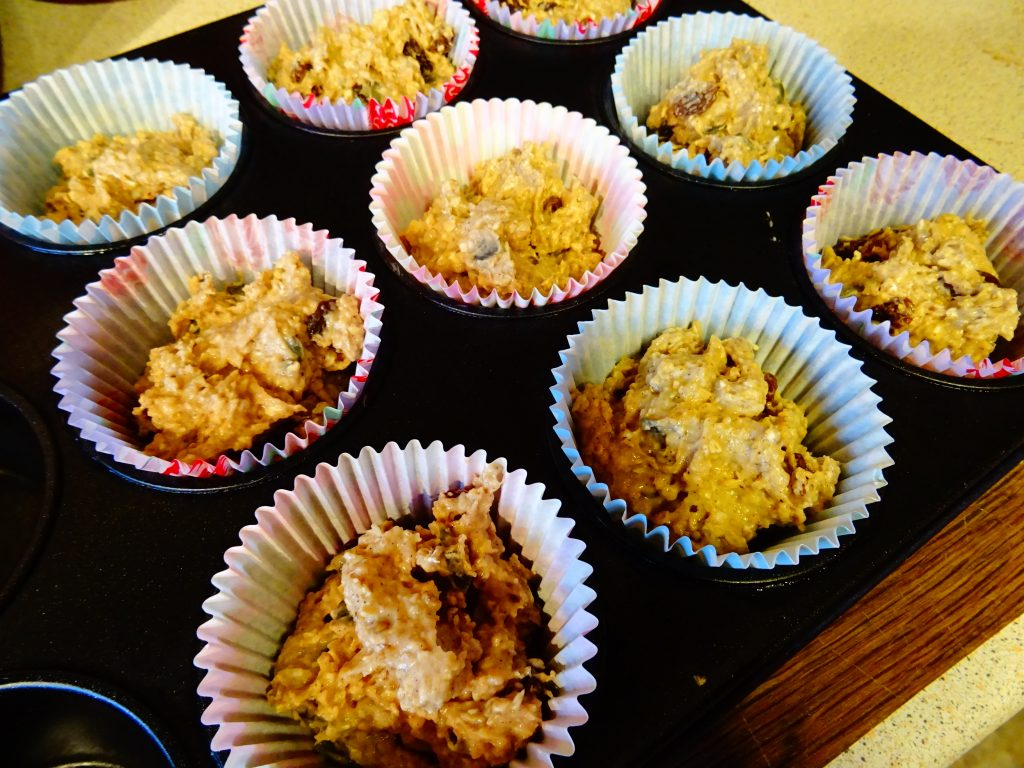 Vegan Breakfast Banana Muffins Recipe