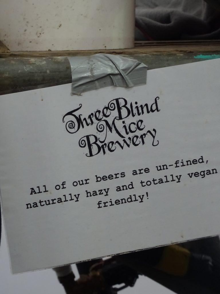 Vegan Adventures at the Cambridge Beer Festival 2018
