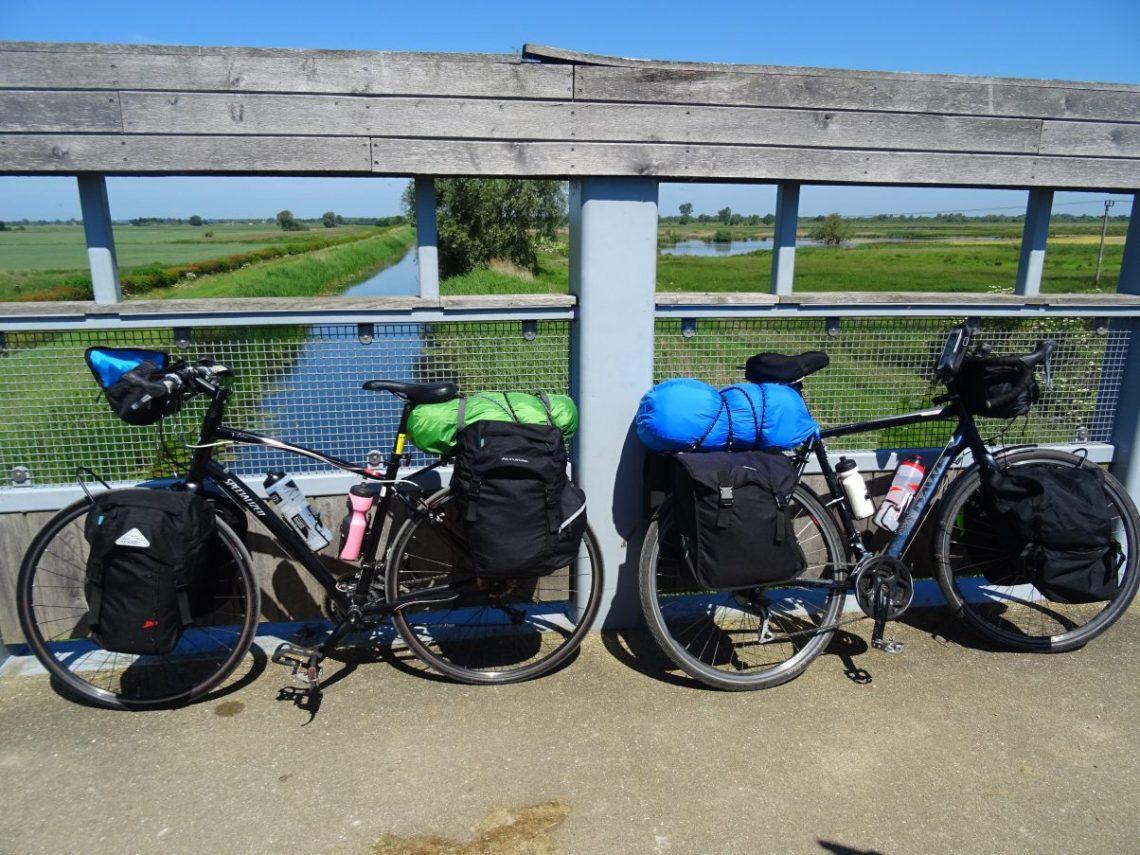 The Three Peaks Challenge by Bike