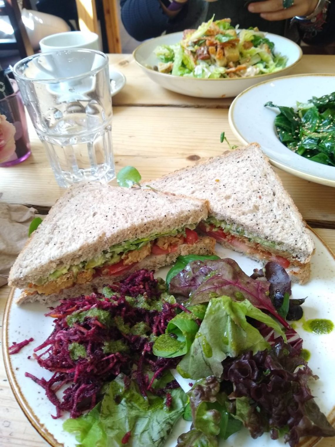 Vegan Adventures, Outdoor Action and Excessive Birthday Antics - A Trip to Bristol and Somerset